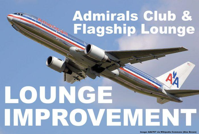 AA Lounge Improvements