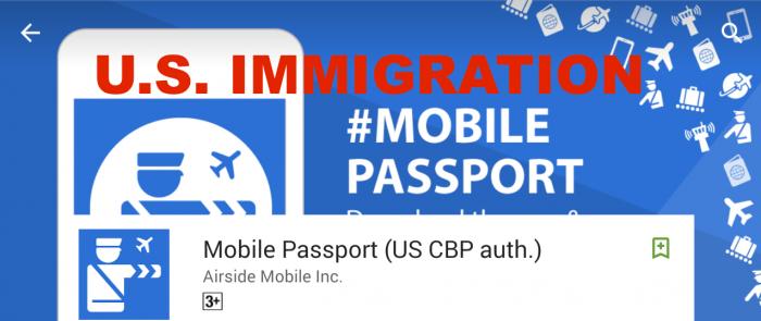 CBP Mobile Passport