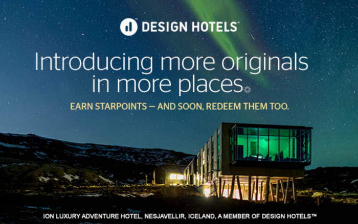 SPG Design Hotels