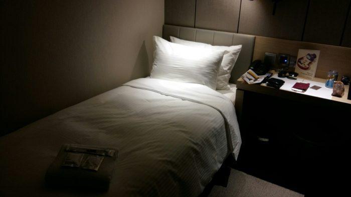 Aerotel Room