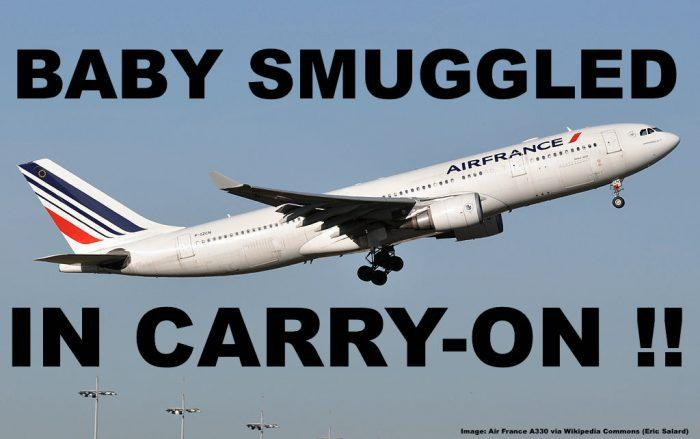 Air France A330 Baby