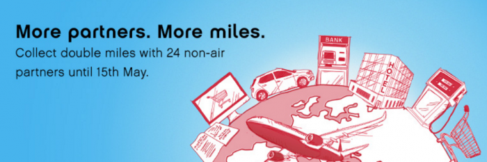 Airberlin Topbonus Double Miles Select Partners