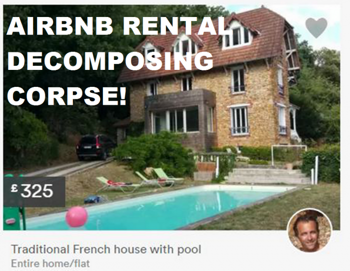 Airbnb Corpse U