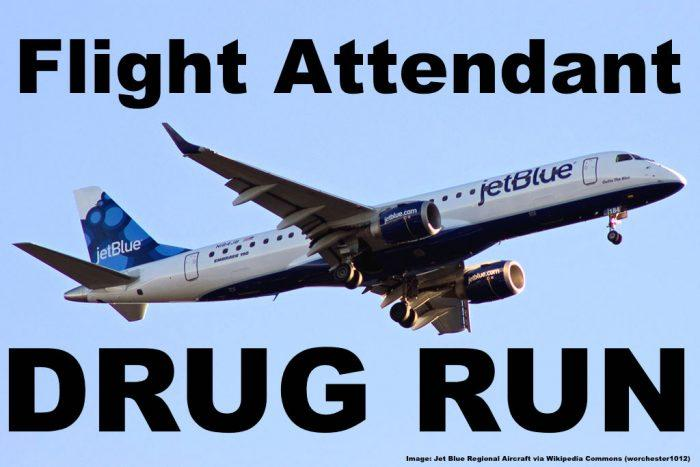 Jet Blue Drugs
