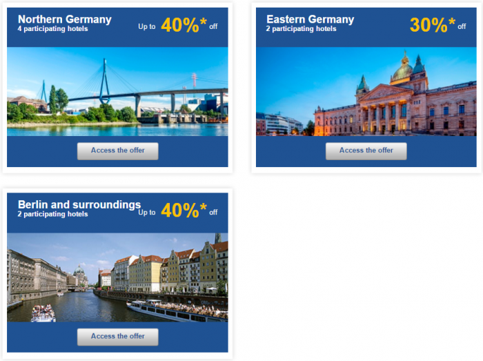 Le Club AccorHotels Weekly Private Sales March 15 - 21 2016 Germany 2