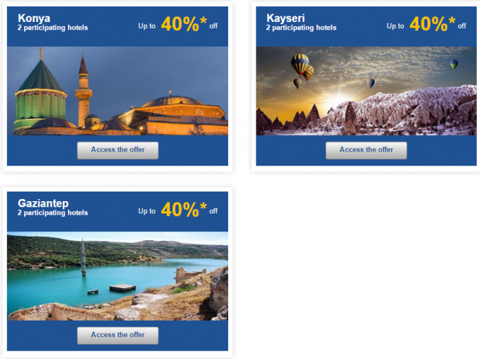Le Club AccorHotels Weekly Private Sales March 15 - 21 2016 Turkey 2