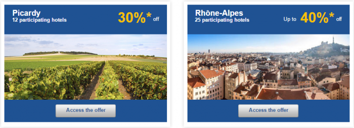 Le Club AccorHotels Weekly Private Sales March 29 - April 4 2016 France 4