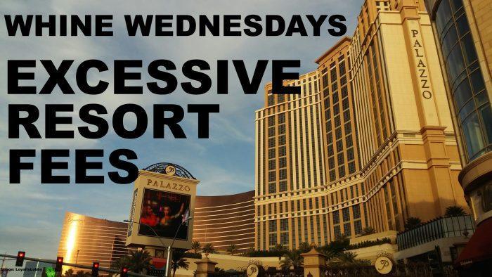 Resort Fees Las Vegas