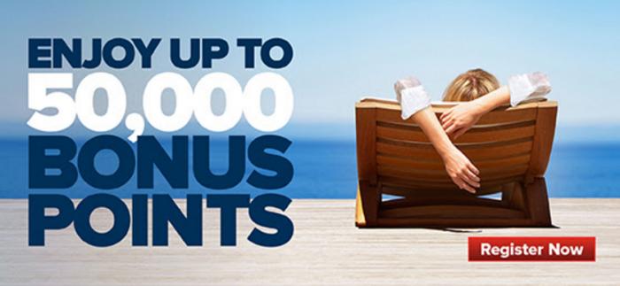 Club Carlson Up To 50,000 Bonus Points April 18 - July 31 2016