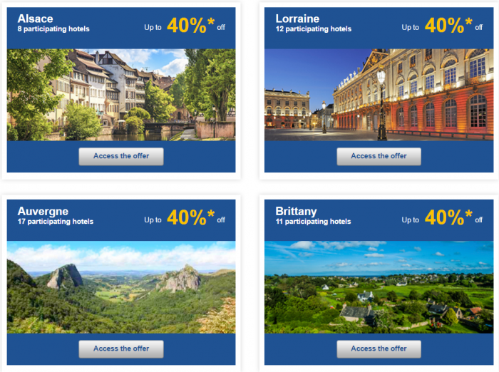 Le Club AccorHotels Weekly Private Sales April 12 - 18 2016 France 2