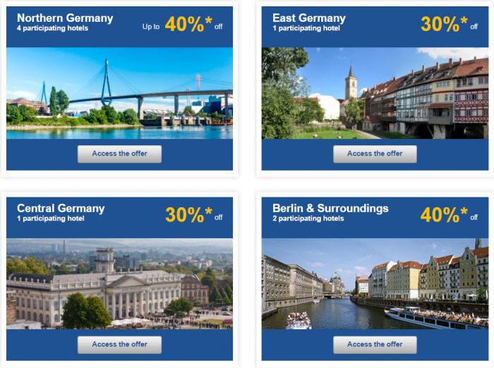 Le Club AccorHotels Weekly Private Sales April 12 - 18 2016 Germany 2