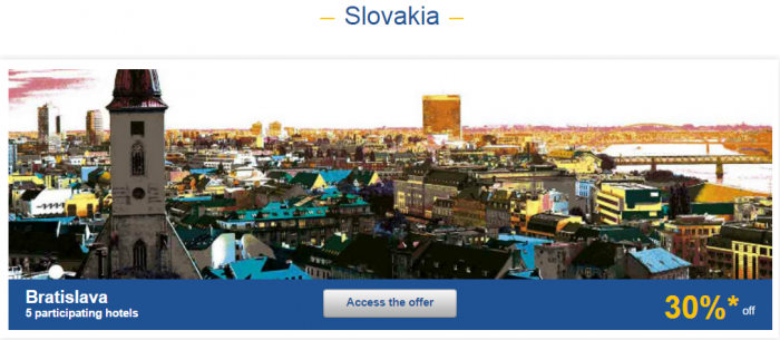 Le Club AccorHotels Weekly Private Sales April 5 11 2016 Slovakia 1