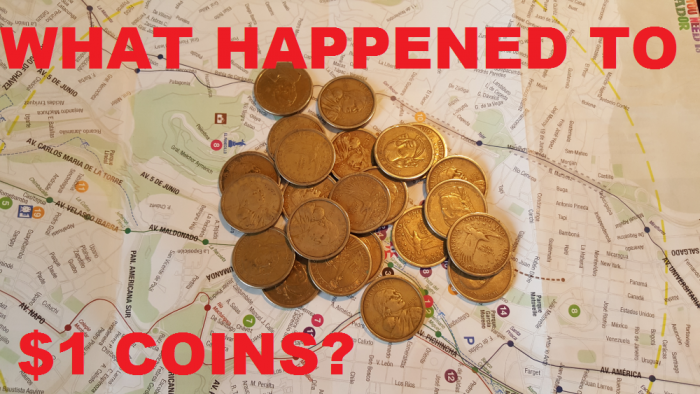 What Happened To Those $1 Coins