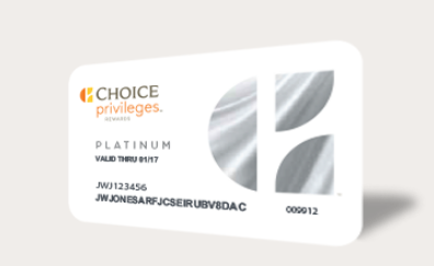 Choice Privileges Status Match Platinum