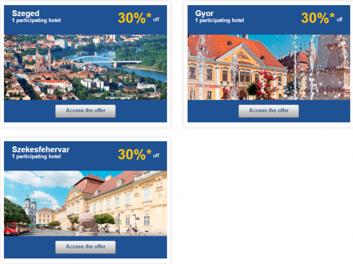 Le Club AccorHotels Europe Up To 50 Percent Off Private Sales May 17 - 23 2016 Hungary 2