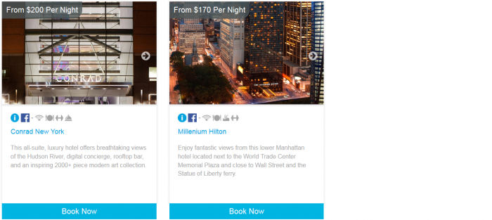 Hilton HHonors New York Special Hotels 3