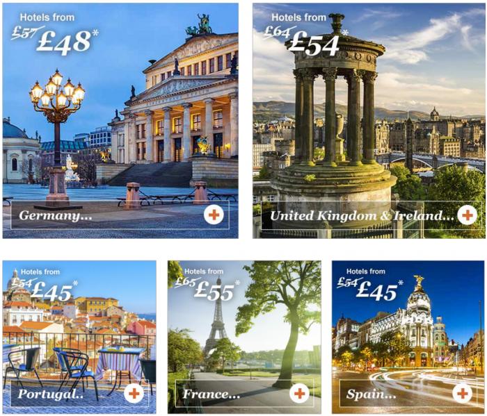 IHG Rewards Club Europe Ultimate Summer June 17 - September 7 2016 Hotels 1