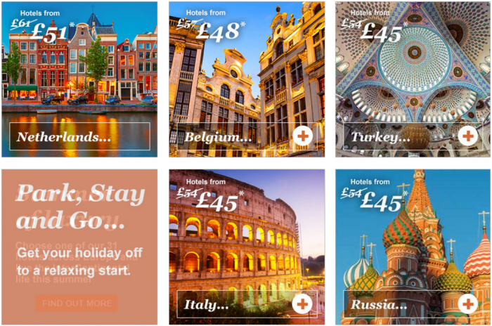 IHG Rewards Club Europe Ultimate Summer June 17 - September 7 2016 Hotels 2