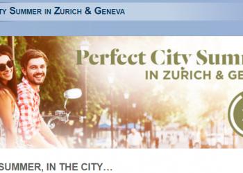 Le Club AccorHotels Zurich & Geneva Triple Points June 15 - September 15 2016