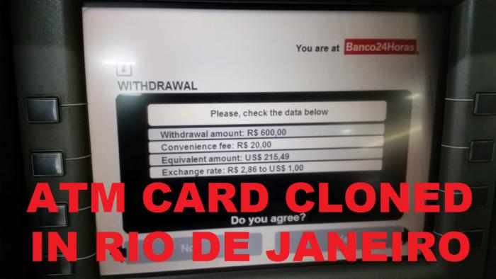 Rio ATMs