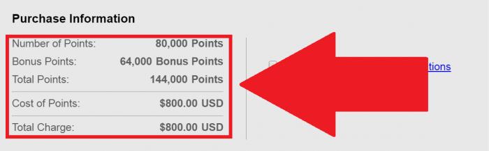 Hilton HHonors Buy Points 80 Percent Bonus July 14 - 18 2016 Price
