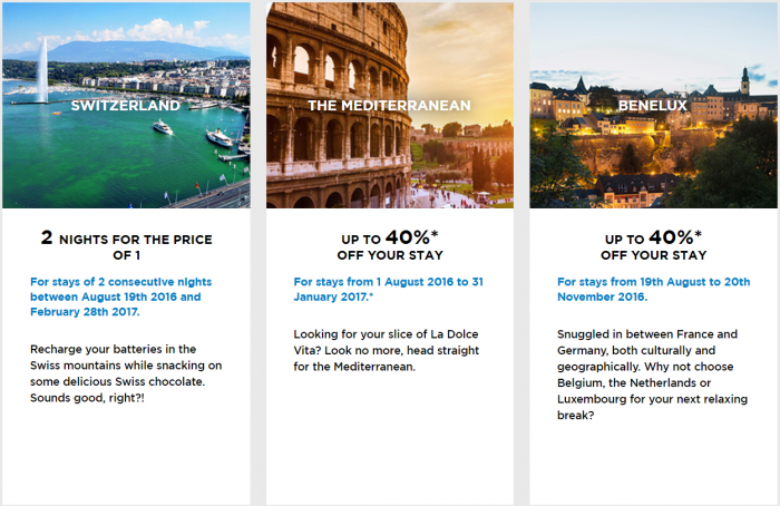 Le Club AccorHotels Worldwide Up To 50 Percent Off Private Sales 2
