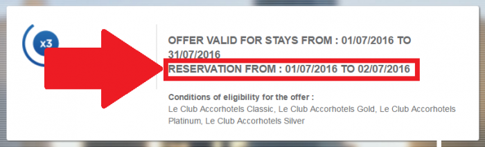 Le Club AccorHotels New York Triple Points July 2016 Book