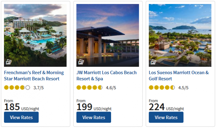 Marriott Rewards ParadiseByMarriott 35 Percent Off Hotels 2