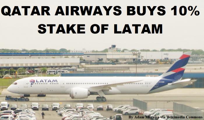 Qatar Airways LATAM
