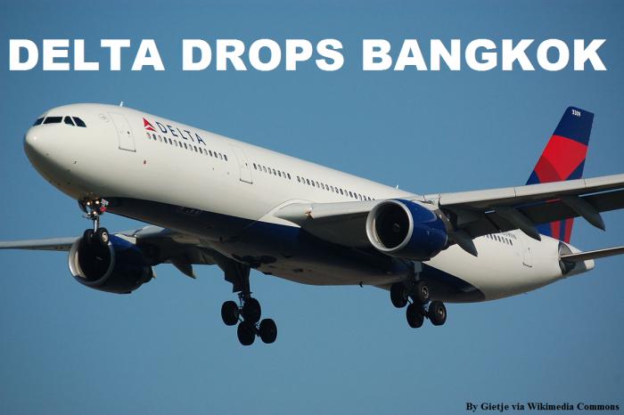 Delta Drops Bangkok