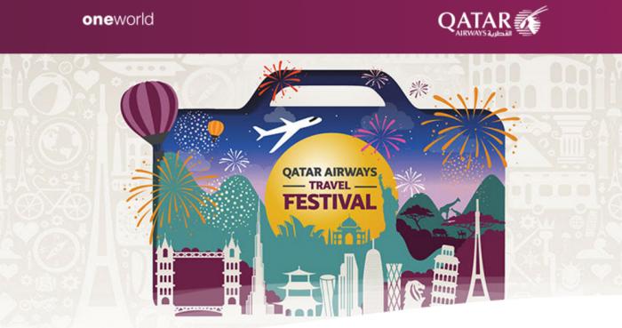 Qatar Airways Privilege Club Travel Festival