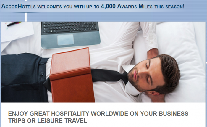 Le Club AccorHotels Air France-KLM Up To Triple Flying Blue Miles September 29 - October 16 2016
