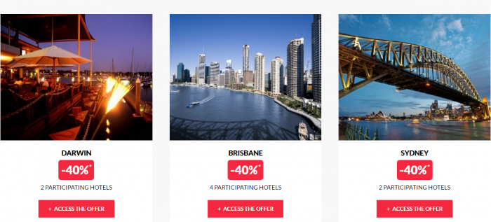 Le Club AccorHotels Private Sales September 14 2016 Australia 2