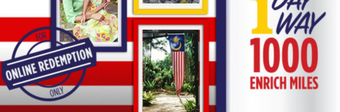 Malaysia Airlines Enrich Malaysia Day Campaign