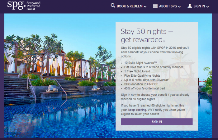 spg-50-nights-award