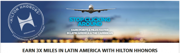 hilton-hhonors-triple-airline-miles-latin-america-untill-march-31-2017