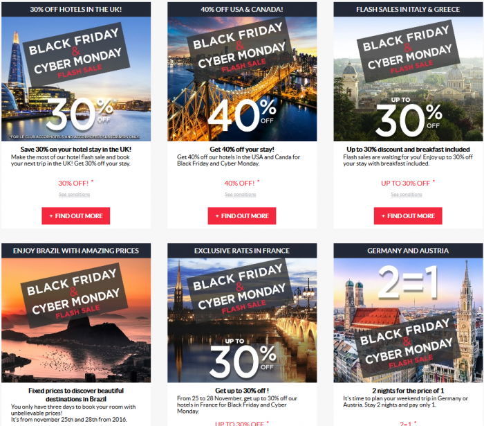 le-club-accorhotels-black-friday-cyber-monday-sale