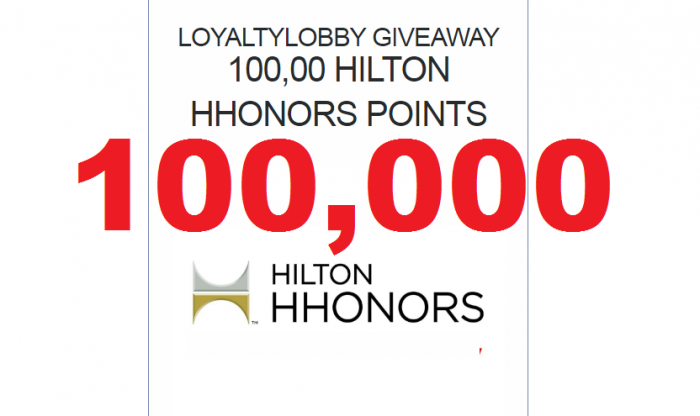 loyaltylobby-giveaway-100000-hilton-hhonors-points