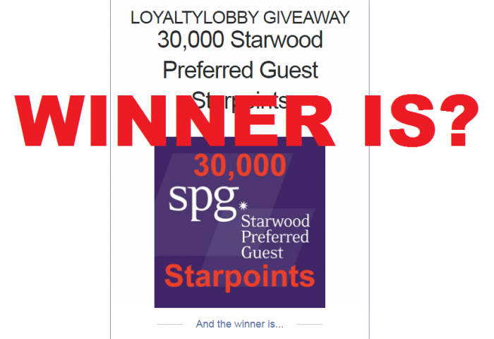 loyaltylobby-giveaway-30000-spg-starpoints-and-the-winner