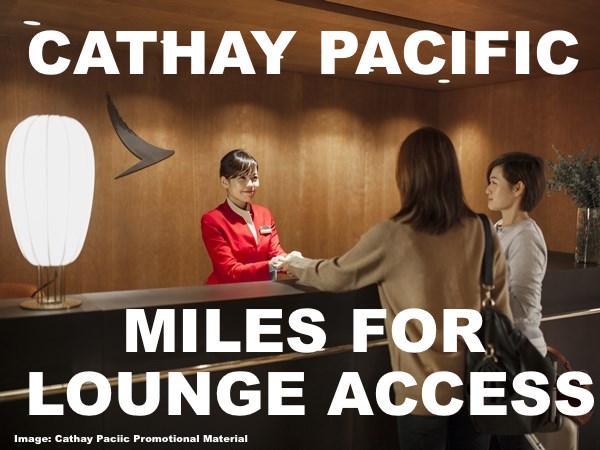 CX Lounge Access