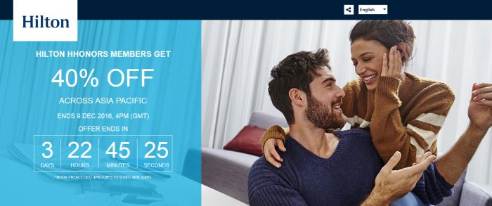 hilton-hhonors-asia-pacific-40-percent-off-flash-sale-december-2016