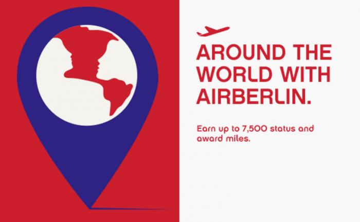 Airberlin Topbonus Promotion
