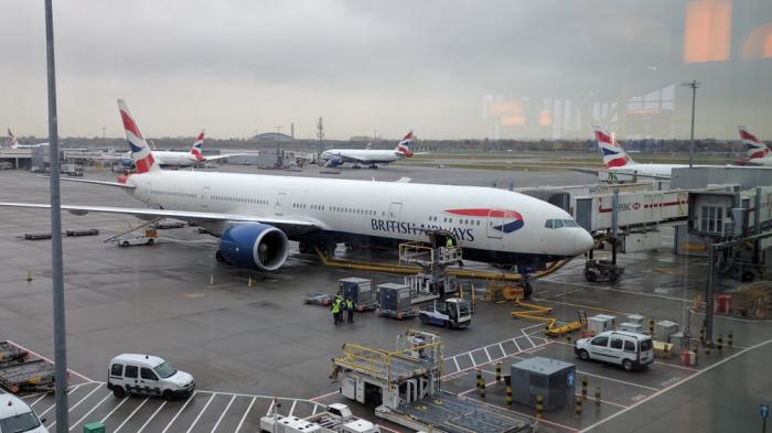 British Airways Mixed Fleet Second Strike January 19, 20 & 21 2017