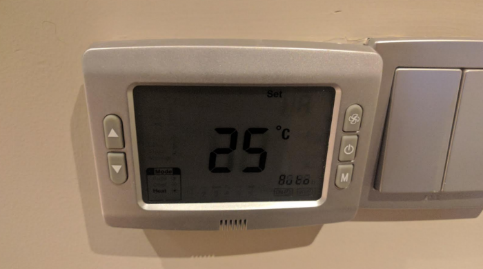 Hotel Thermostats