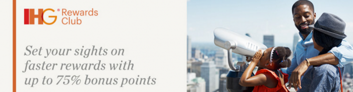 IHG Rewards Club Buy Points Offer January 18 2017