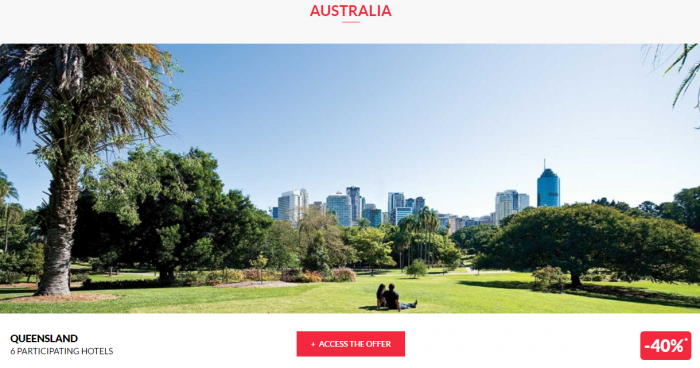 Le Club AccorHotels Private Sales January 26 2017 Australia 1