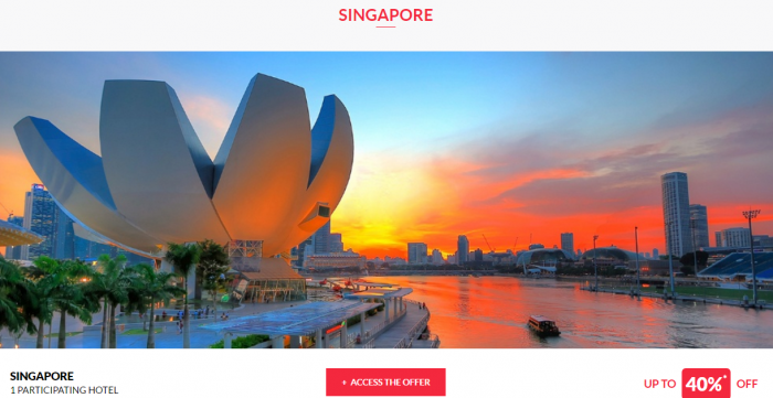 Le Club AccorHotels Private Sales January 5 2017 Singapore 1