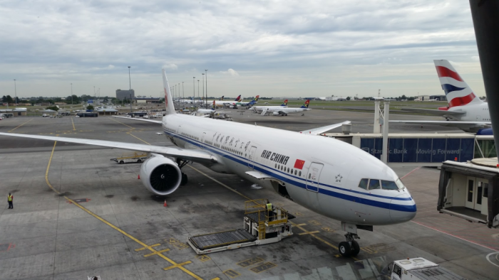 Reader Question Air China Flight Cancellation