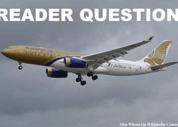 Reader Question Gulf Air