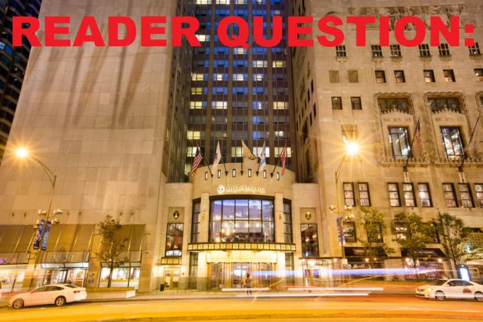 Reader Question InterContinental Chicago